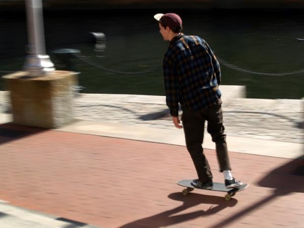 ~ Skateboard Sensation by LexEquine
