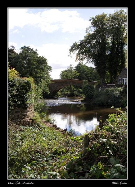 River Esk, Lealholm by oldgreyheron