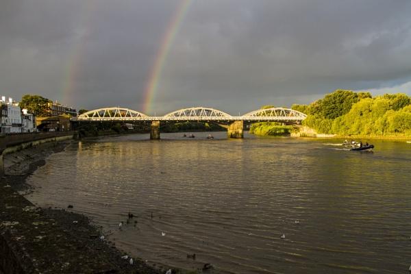 double rainbow by mickthebrick