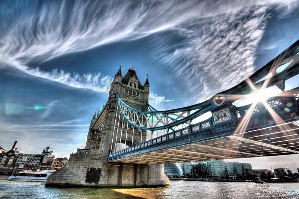 Tower Bridge by paulfreeman