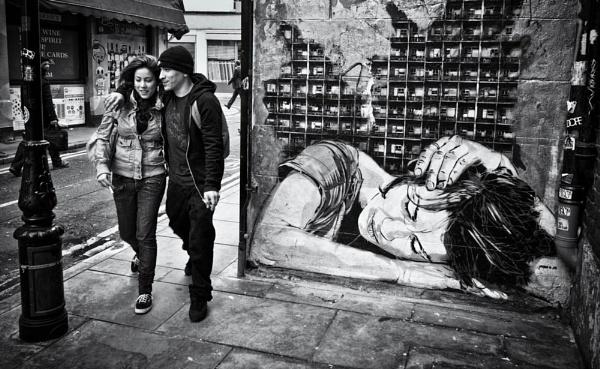 Street Art, Fashion Street