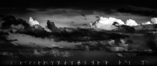 Stormy Sky by sdb