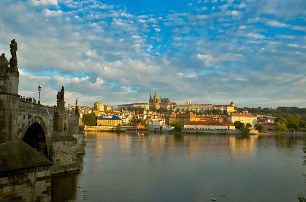 Prague by WaltP