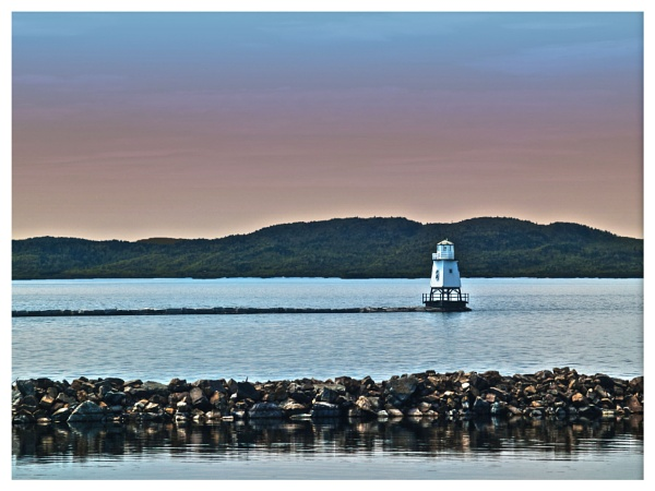 Lake Champlain, Vermont by bearmtn