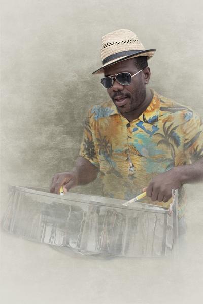 Steel drum by EddieDaisy
