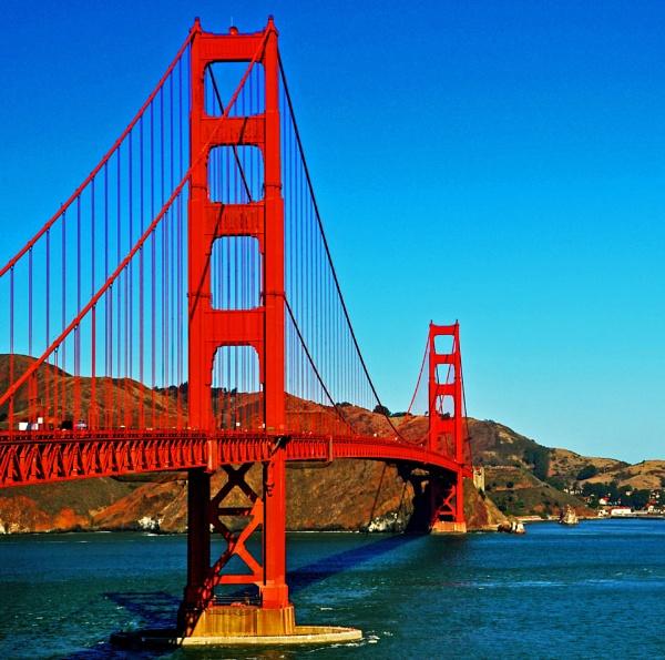 Golden Gate Bridge San Francisco by fotocraft