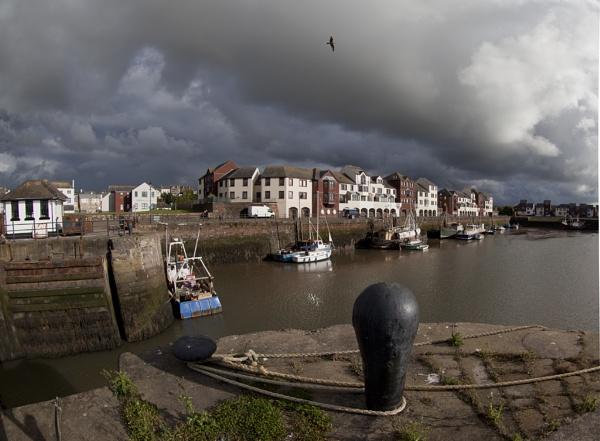 Maryport Harbour, Cumbria