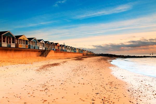 Southwold Beach by RichieL