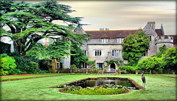 Athelhampton House - Dorset by sluggyboy