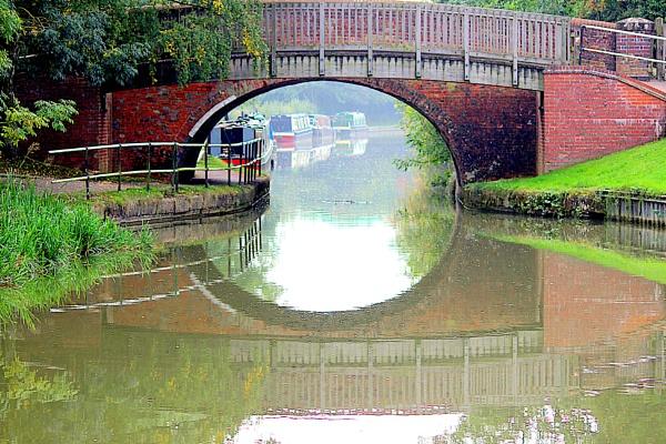 Foxton Locks by crissyb