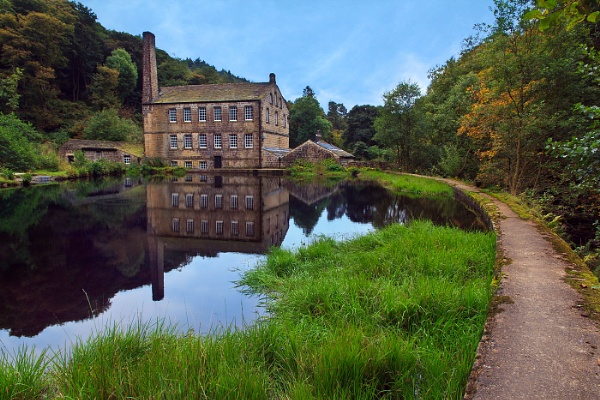 Gibson Mill by Philpot