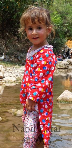 Pathan little Girl