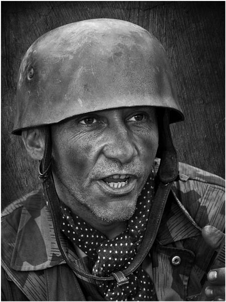 Soldier by trevordrummer