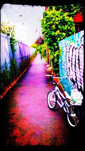 urban bmx by bmxmikey101
