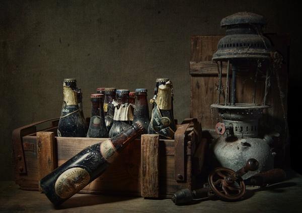 Bottles of Beer..... by cattyal