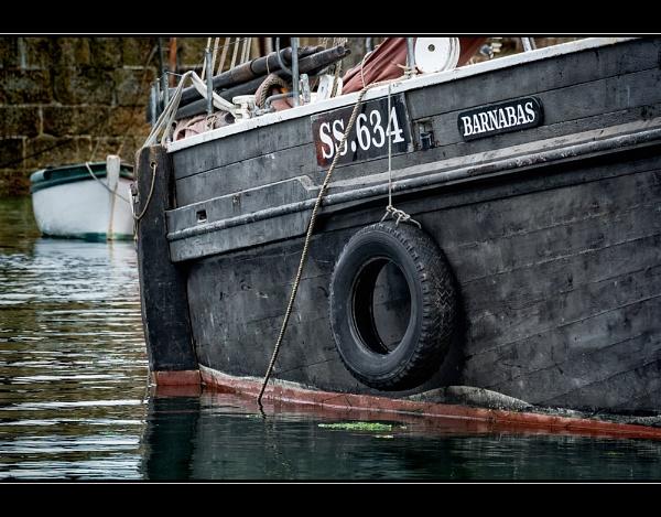 Barnabas by Martin54