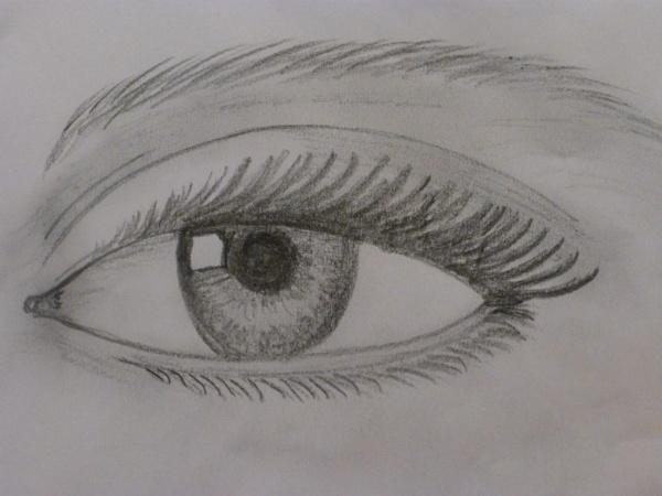 \'Eye Eye\' by sakisuki