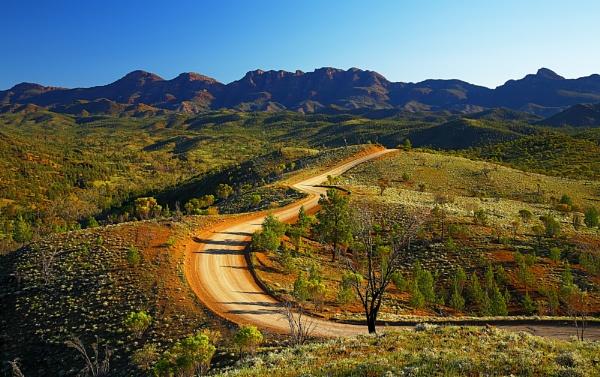 From Razorback Ridge by STOCKSHOTS4U