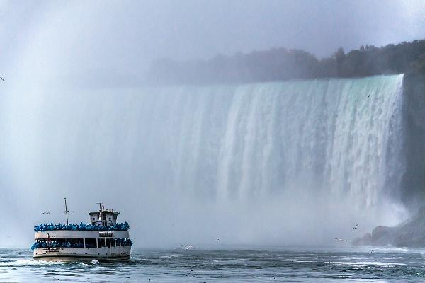Niagara Falls by guitarman74uk