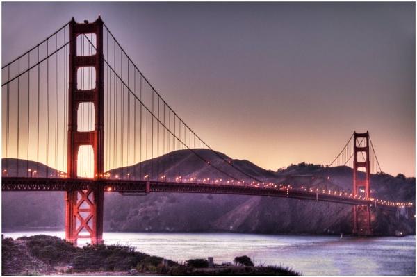 Golden Gate Bridge 2 by iancatch