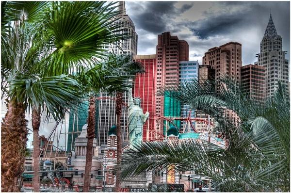 New York New York - Las Vegas by iancatch
