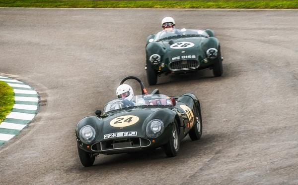 Vintage Motorsport by Scutter