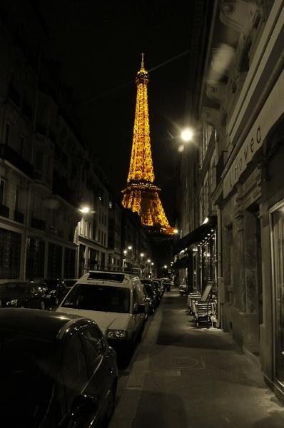 Effiel Tower by WaltP