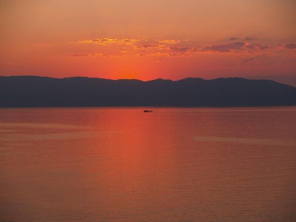 Turkey Sunset by gossyboy