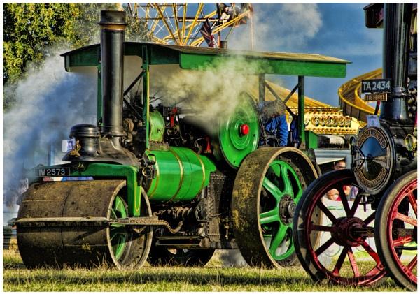 Steam power  extreme by malleader