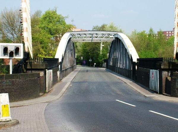 Barton Swing Bridge by salfordcityred