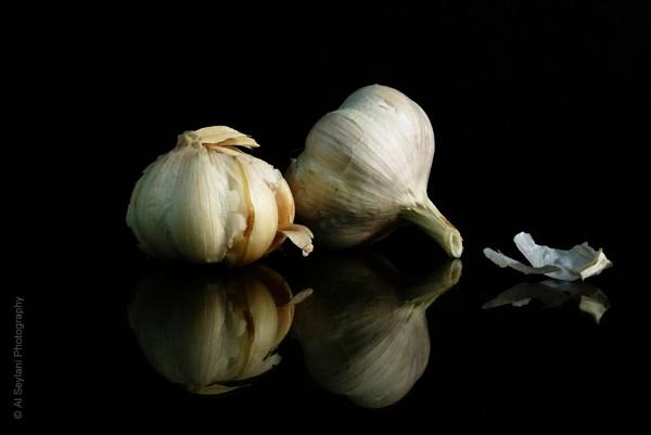 Garlic Pods by jmu