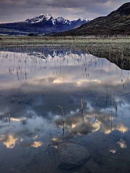 Loch Cill Chriosd, near Elgol Skye by pdove