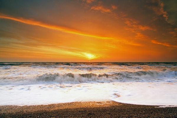 Dunwich Sunrise by RichieL