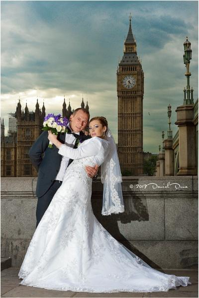 Wedding weather in London by DanielD