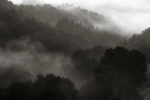 Hills of smoke by mlseawell