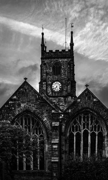 Tavistock Church 2 by topsyrm