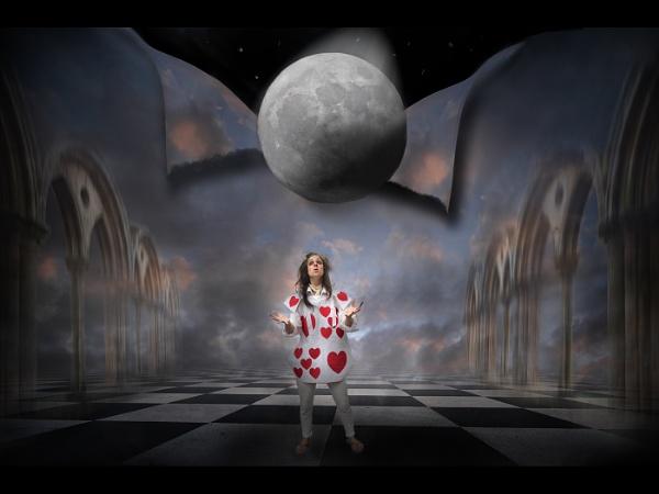 Moon Struck by KathrynJ