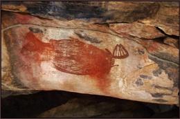Kakadu Painting