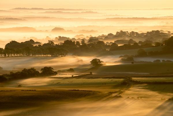 October Morning by rvoller