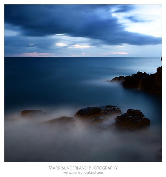 Ligurian Seascape, Riomaggiore, Cinque Terre, Liguria, Italy by marksunderland