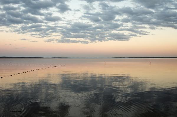 Lake Gregoire by javas