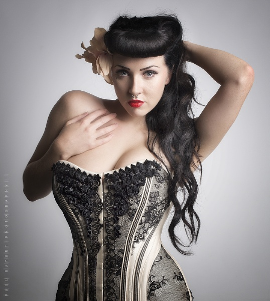 Dark Boudoir by paulbaybutphotography