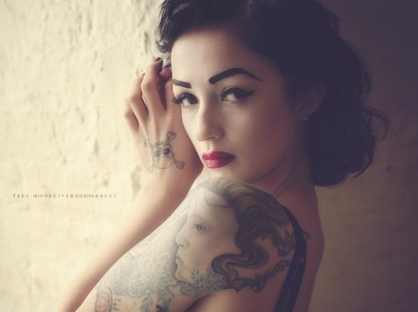 Elegant Ink by paulbaybutphotography