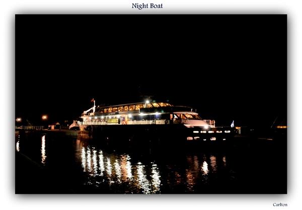 Night Boat by Cavolfiore