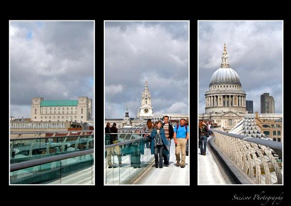 Millenium Bridge by Suzicoo
