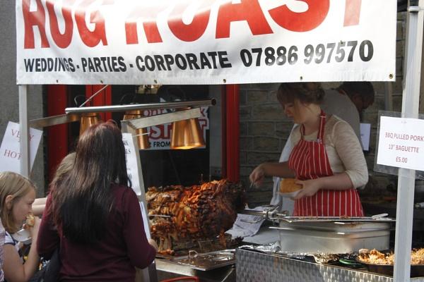 Holmfirth FoodFest 2013 by HuddersfieldHil