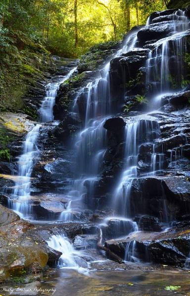 Sylvia Falls by AttractiveNerd
