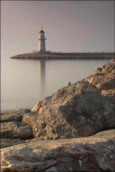 Turkey. Alanya. City Lighthouse. by YuriDeg