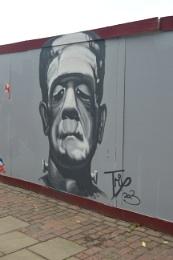 Graffiti in Gloucester