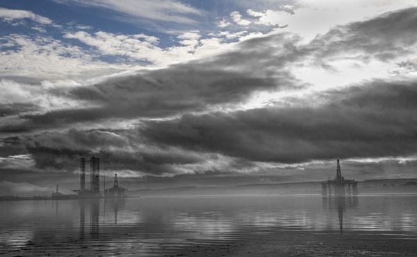 Misty Morning by UKmac